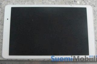 Huawei MediaPad T2 10.0 appeared in live photos