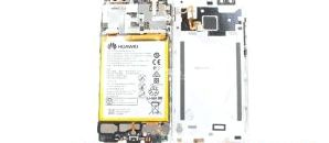 Huawei P9 been disassembled