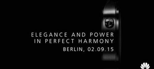 Huawei posted a teaser wearable Huawei Watch,