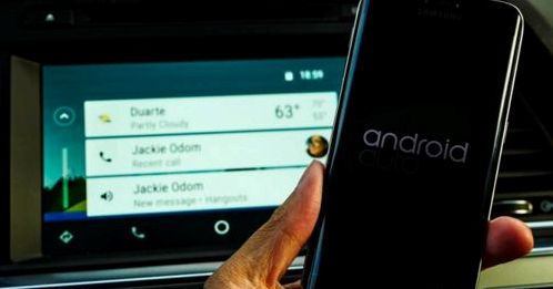 Android Auto at CES 2016