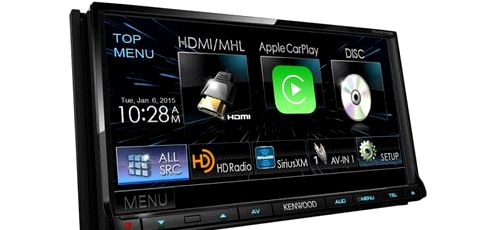 Kenwood will release a media player on Android Auto and Apple CarPlay for $ 900 and $ 950