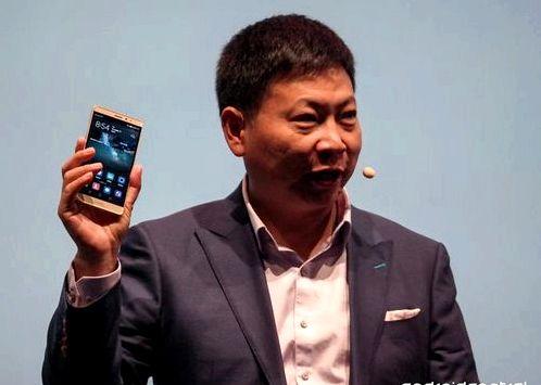 Huawei has announced the Huawei Mate S
