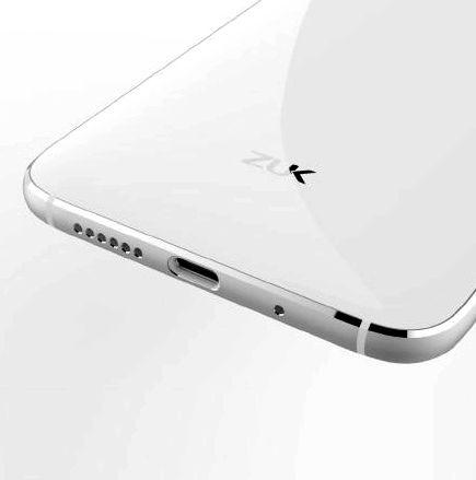 Lenovo Zuk Z1 - teaser and & laquo; live photos & raquo;