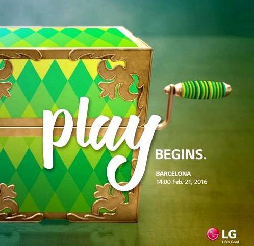 LG & ldquo; start the game & rdquo;