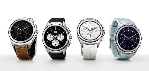 Restart LG Watch Urbane 2nd Edition