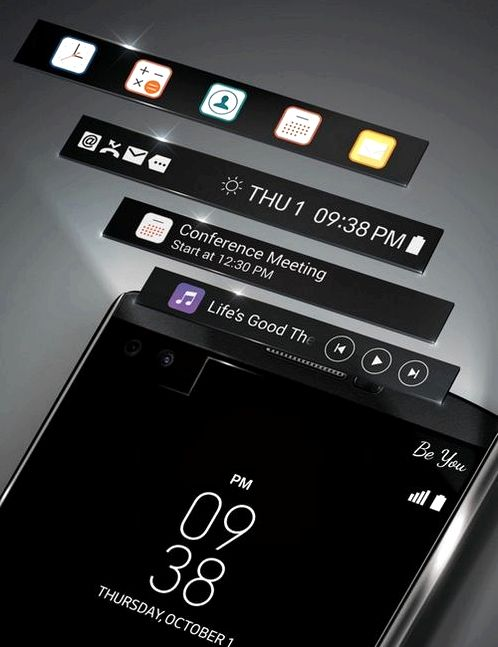 LG LG introduced the V10