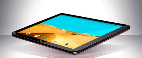 LG will introduce 10.1-inch version of the G Pad II next month