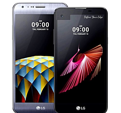 LG working on new X-Series smartphones
