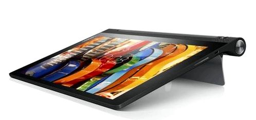 Yoga Tab line 3 officially presented