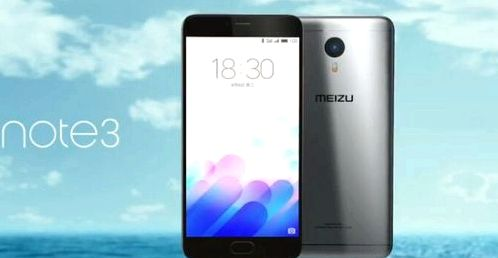 Meizu M3 Note officially unveiled