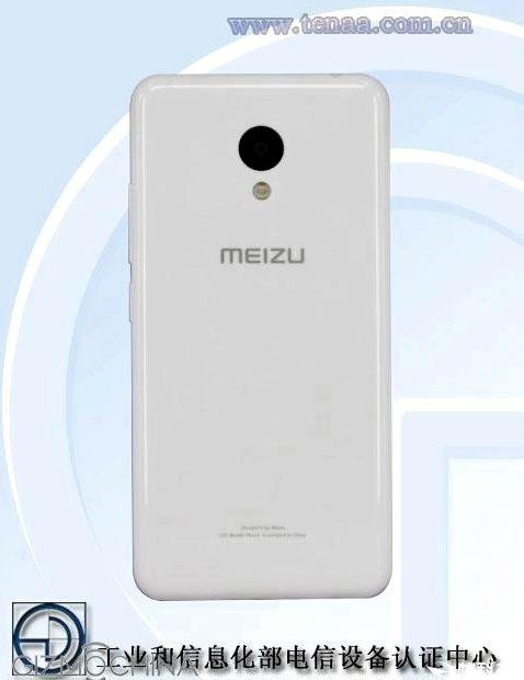 Meizu M3 certified TENAA