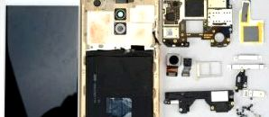 Meizu Pro 6 has undergone disassembly