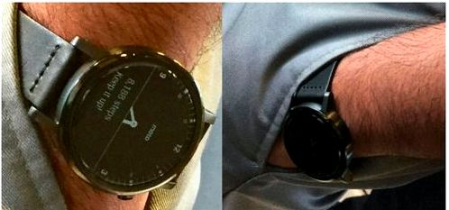Moto 360 2nd Gen appeared on the website of the Swedish retailer