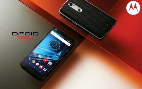 Motorola Droid Turbo 2 and Droid Maxx 2 is officially presented