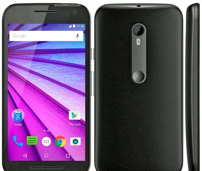 Motorola Moto G 3rd Gen felt before the announcement