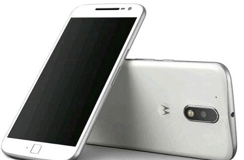 Motorola Moto G4 Plus appeared in white