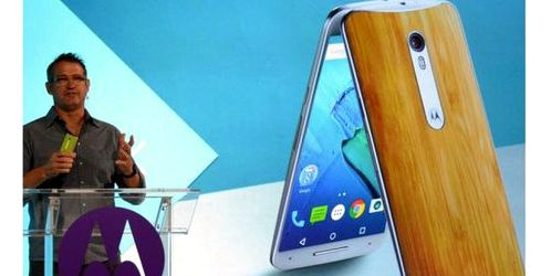 Motorola Moto X Style officially unveiled
