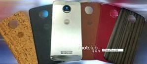 Motorola Moto Z appeared on a photo