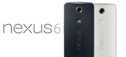 Motorola Nexus 6 is no longer available in the Google Store