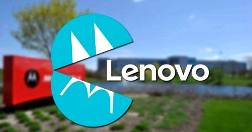 Motorola absorb Lenovo Mobile