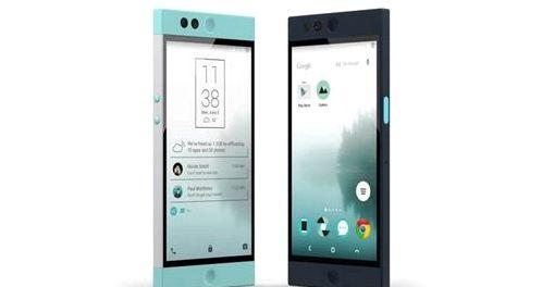 Nextbit introduced cloud smartphone Nextbit Robin