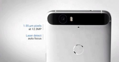 Nexus 6P officially unveiled