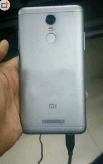 New information about the Xiaomi Redmi Note 2 Pro has appeared on the network