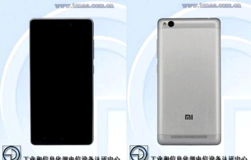 The new device is certified by Xiaomi TENAA