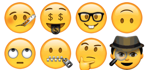 New Emoji will appear on Android next week