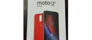 New Photos Moto G4 Plus confirmed smartphone specifications