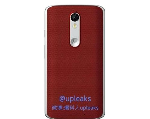 New renderings Moto X Force leaked to the network