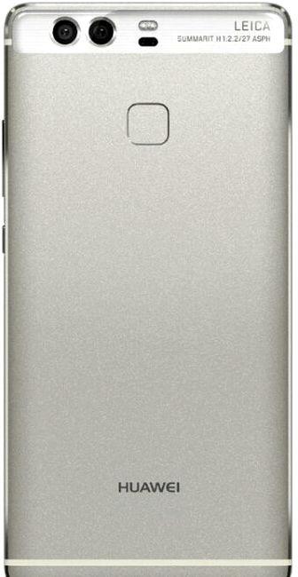 New render Huawei P9 showed antenna design
