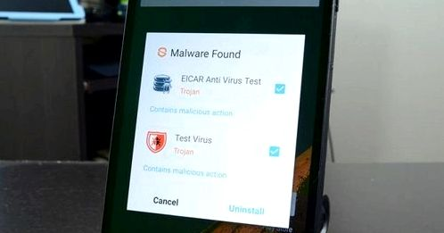 A new Android-virus that is difficult to remove