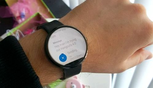 Android Wear update will bring support for gestures