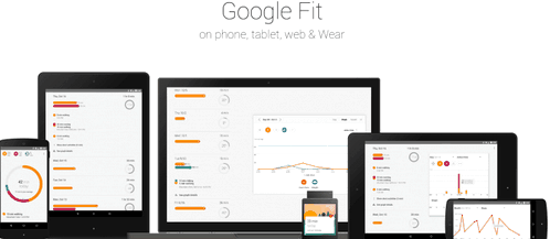Updating Google Fit adds optimization for Android Wear