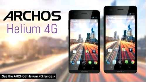 Obtaining root Archos 101 Helium 4G (firmware) root