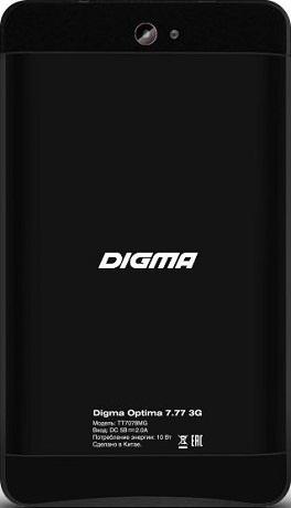 Obtaining root Digma Optima 10.8