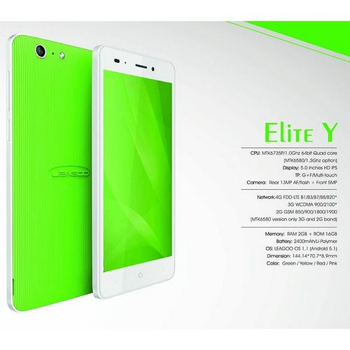 Obtaining root Leagoo Elite Y