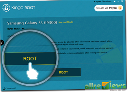 Obtaining root Lenovo A3600D