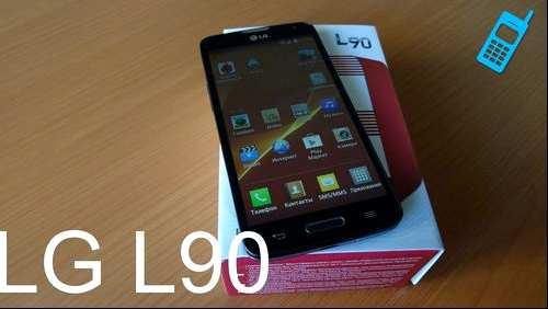 Obtaining root LG L90 D405