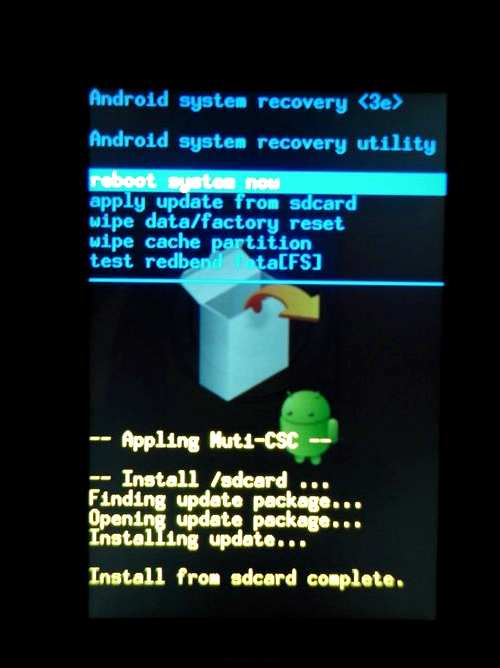 Obtaining root Prestigio MultiPad PMT3021 root