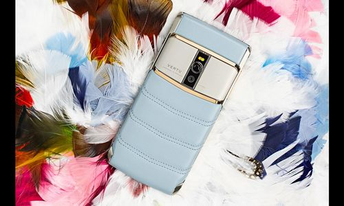 Obtaining root Vertu Signature Touch Sky Blue leather