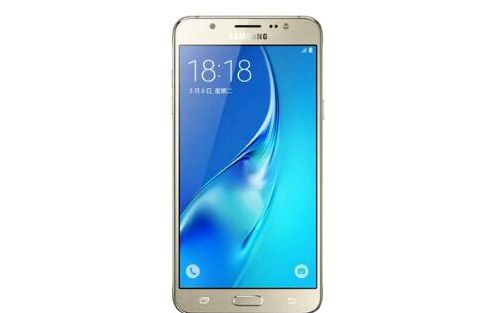 Official images of Galaxy J7 2016