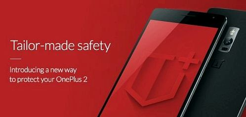 OnePlus presented a program to protect their smartphones