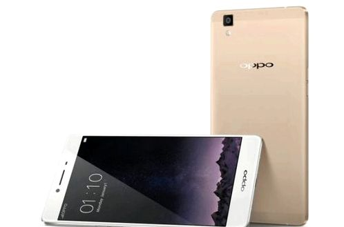 OPPO R7s officially unveiled