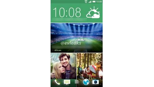 The first image HTC ONE 2014 Desktop (M8)