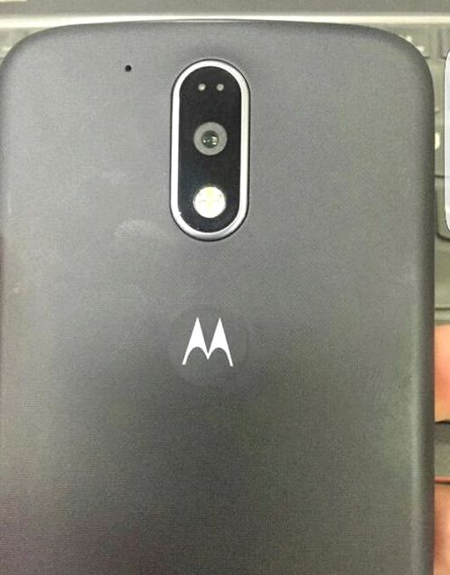 The first spy photos Moto G4 Plus