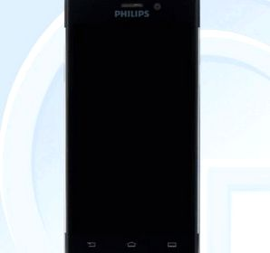 Philips Sapphire Life V787 passed certification TENAA