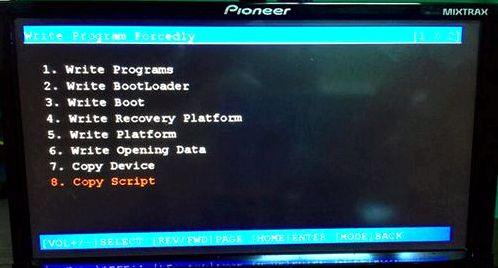 There was the first custom firmware Android Auto