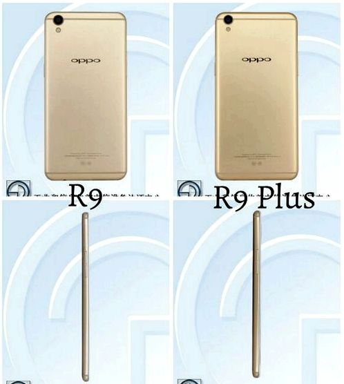 Full list of specifications OPPO R9 and R9 Plus